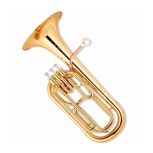 Sonata Baritone Horn Gold
