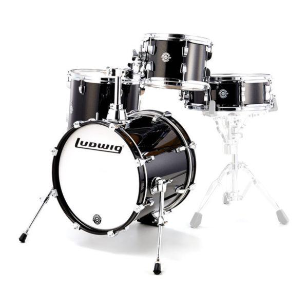 Ludwig Breakbeats Kit Shell Pack –...