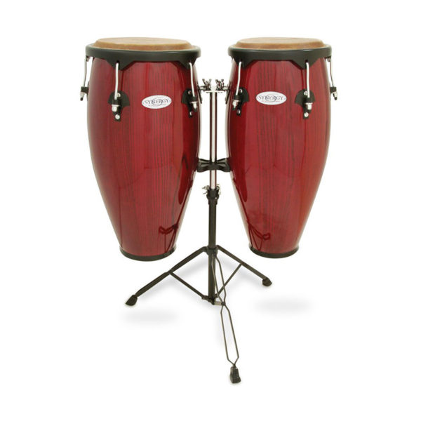 Toca Synergy 2300R Congas – Red