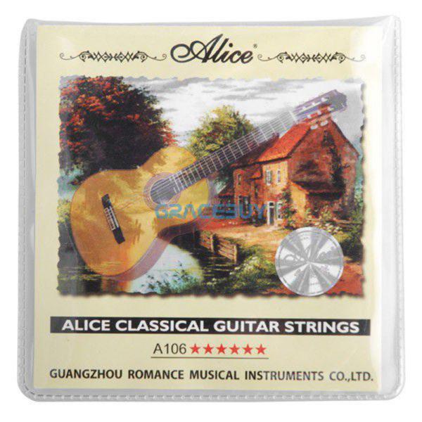 Alice A106H Nylon Classic Guitar String...