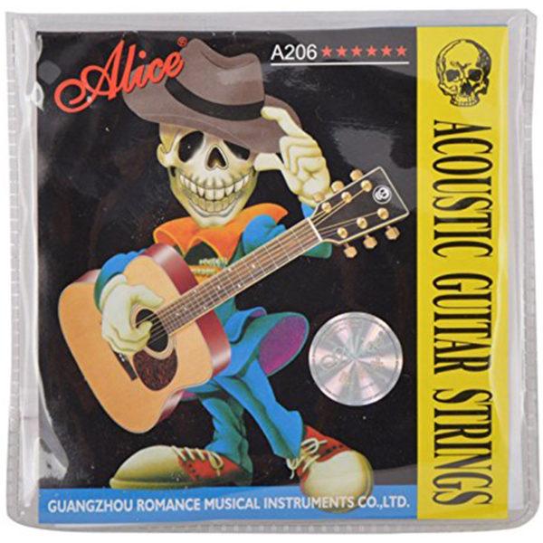 Alice A206-SL Acoustic Guitar String Set