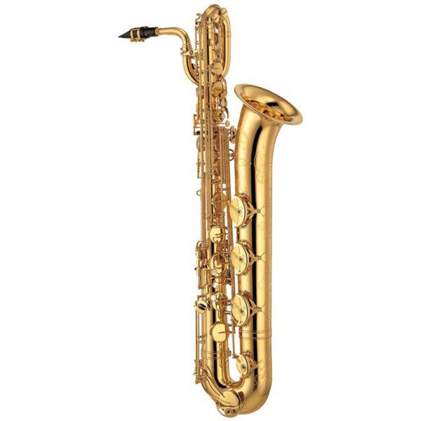 Sonata Baritone Sax- Gold Lacquered
