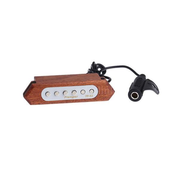 Flanger FP-02 Magnetic Soundhole Pickup for...