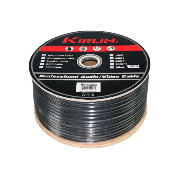 Kirlin 24 AWG Instrument Cable 100M