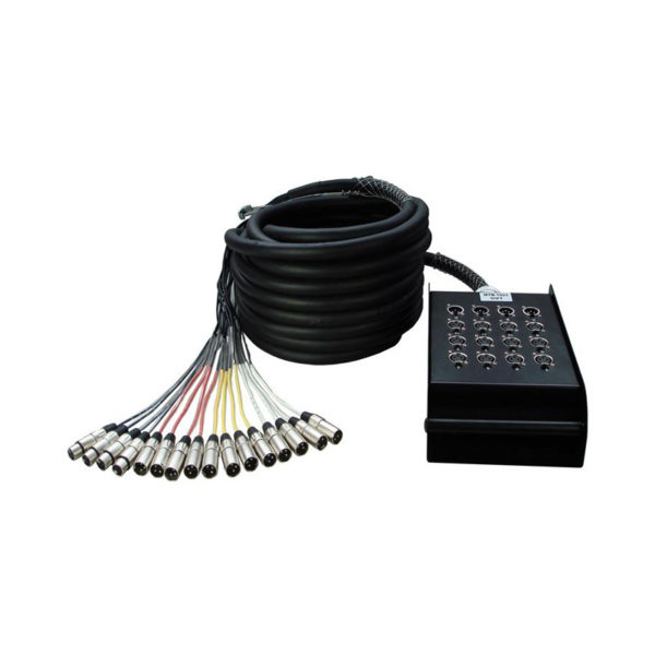 Kirlin 30M 16 Channel Multi-track Cable