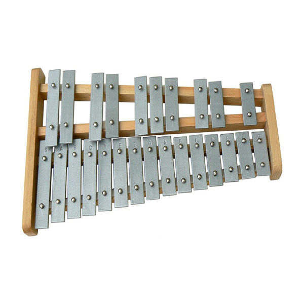 BK 25 Note Glockenspiel With Mallets