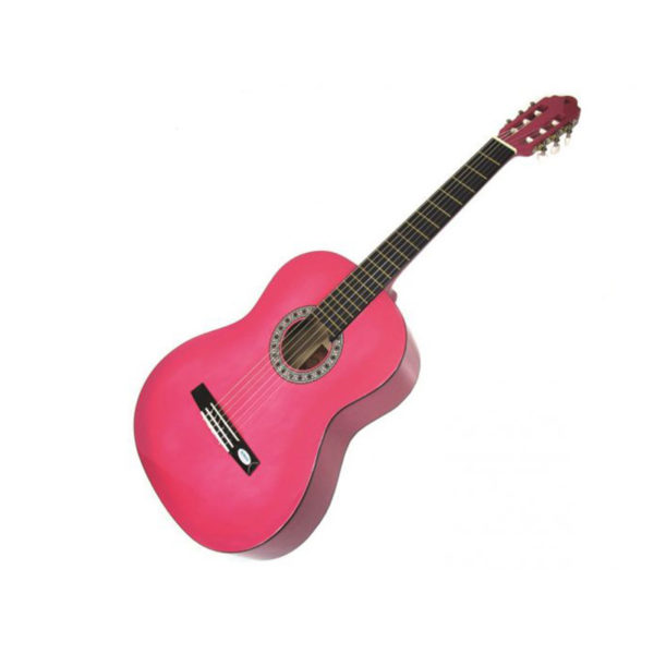 Sonata 3/4 Classic Guitar Pink