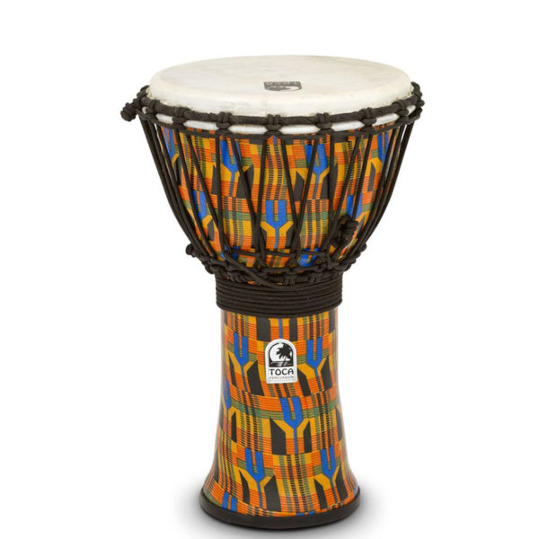 Toca 10″ Freestyle Rope Tuned Djembe...