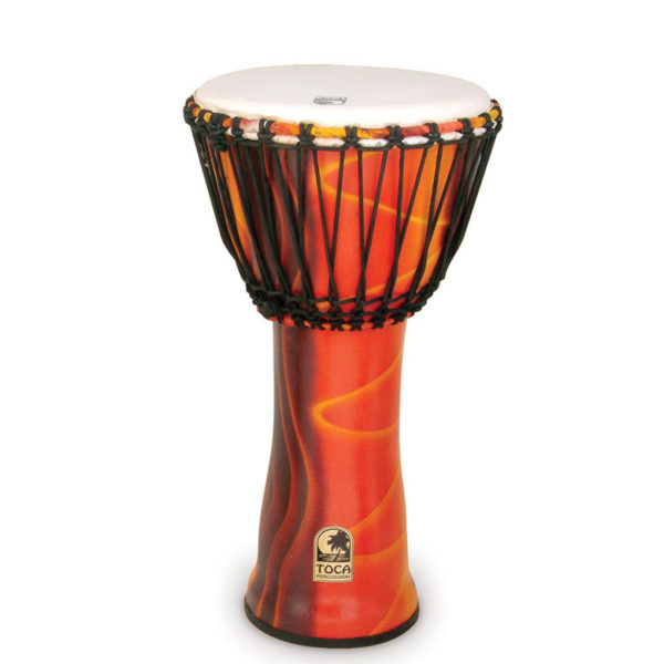 Toca Festa Freestyle Rope Tuned Djembe