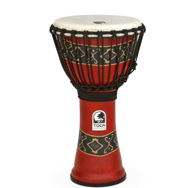 Toca Freestyle Rope Tuned Djembe –...