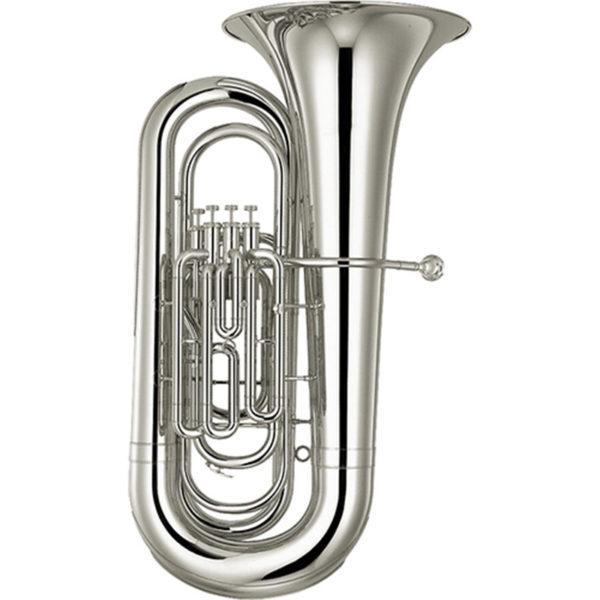 Sonata 4 Valve Tuba – Nickel...