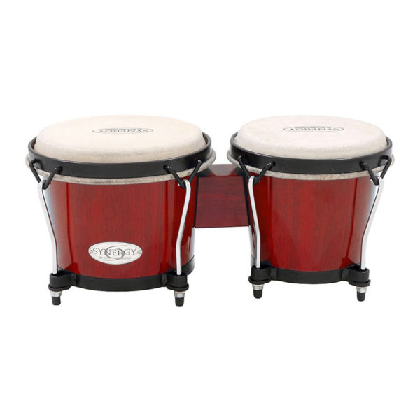 Toca Synergy 2100R Bongos – Red