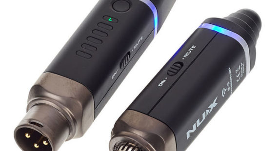 The NUX B-3 Wireless Microphone System