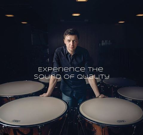 The Universal Timpani Range – By Adams Percussion