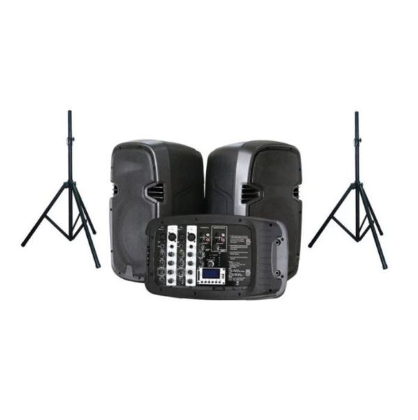 BT Pro Sound System