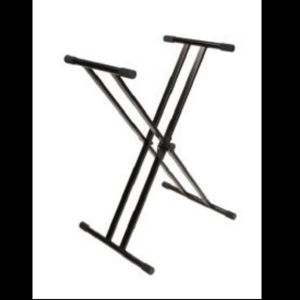 BK Keyboard Stand – Double Braced