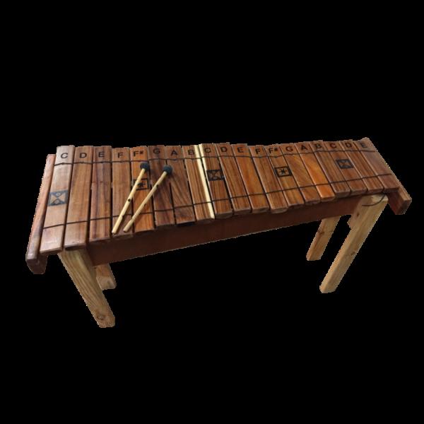 African Ethos Soprano Marimba