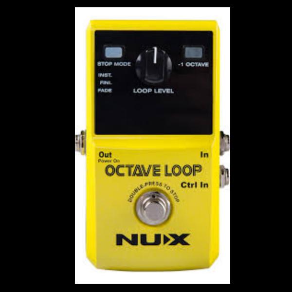 NUX Octave Looper